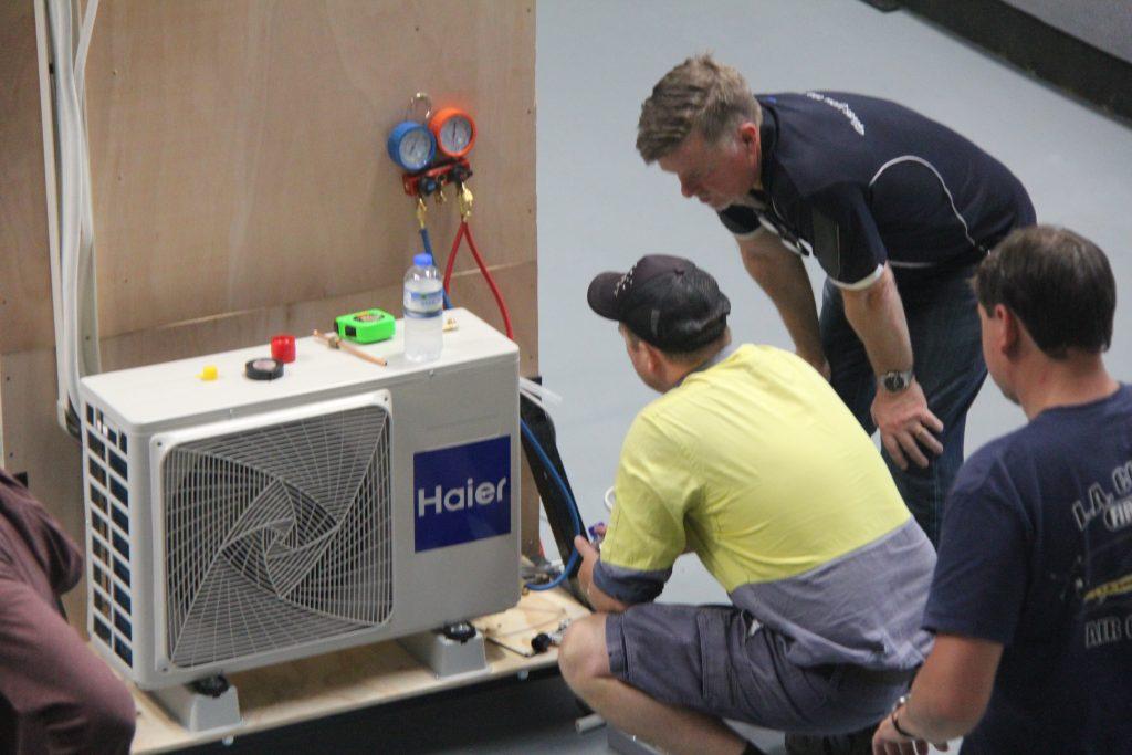 Certificate Ii In Split Air Conditioning And Heat Pump